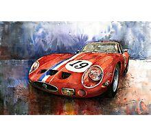 Ferrari 250 GTO 1963 Photographic Print