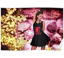 High Fashion Bokeh Fine Art Print Poster