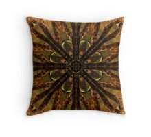 Hefaloomis Processional Throw Pillow