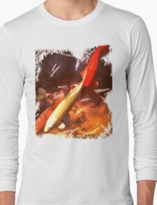 Koi in the Sky Long Sleeve T-Shirt