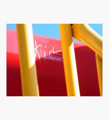 Kids Photographic Print