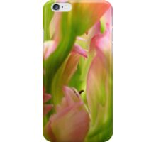 Green Wave  - JUSTART © iPhone Case/Skin