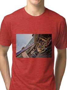 Kilburn Tube Station Tri-blend T-Shirt