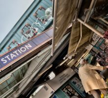 Kilburn Tube Station Sticker