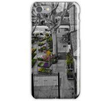 Kew Gardens Tube Station iPhone Case/Skin