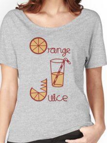 Orange Juice Women's Relaxed Fit T-Shirt
