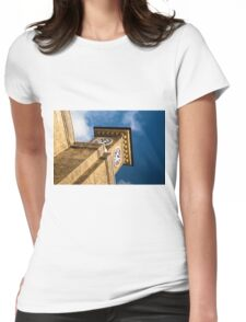 King's Cross St. Pancras Tube Station Womens Fitted T-Shirt