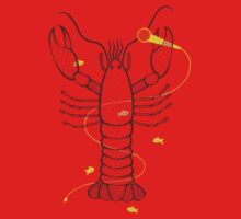 Rock Lobster by vonplatypus