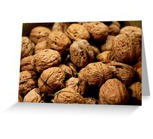 Going Nutty Greeting Card