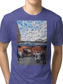 Ladbroke Grove Tube Station Tri-blend T-Shirt