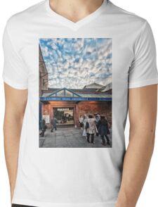 Ladbroke Grove Tube Station Mens V-Neck T-Shirt
