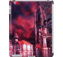 Oblivion Gate is Near! iPad Case/Skin