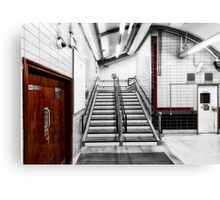 Latimer Road Tube Station Canvas Print