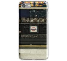 Leicester Square Tube Station iPhone Case/Skin