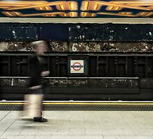 Leicester Square Tube Station by AntSmith