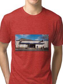 Leyton Tube Station Tri-blend T-Shirt