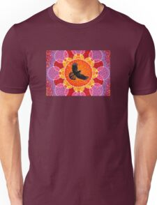 Flight of the Black Cockatoo Unisex T-Shirt