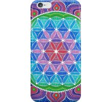 Lotus Flower of Life iPhone Case/Skin