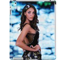 High Fashion Bokeh Fine Art Print iPad Case/Skin