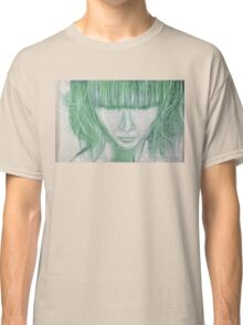LUCY (GREEN) Classic T-Shirt