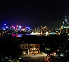 View From Observatory Hill by Jason Hilsdon