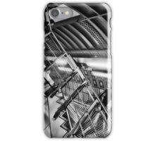 London Bridge Tube Station iPhone Case/Skin