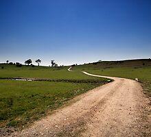The Long & Winding Road by Jason Hilsdon