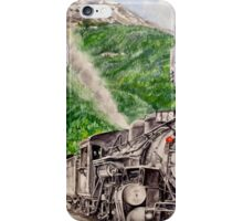 Engine 478 iPhone Case/Skin