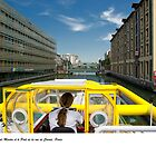 Canal Saint-Martin, Paris by macondo