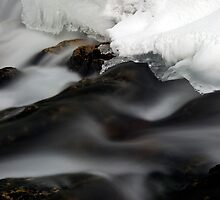 Ice Waves by Michael Treloar