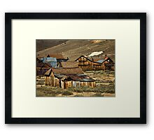 Bodie Community Living Framed Print