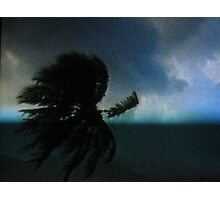 dark tornado power  Photographic Print