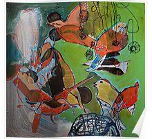 birds 4 Poster