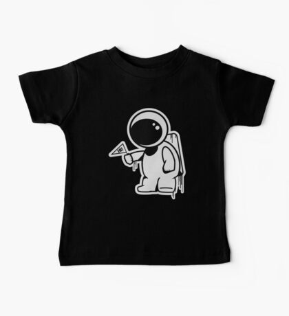 Lonely Astronaut Baby Tee