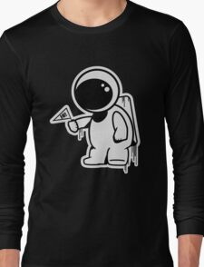 Lonely Astronaut Long Sleeve T-Shirt