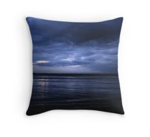 The Dark Reality Throw Pillow