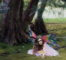 Rainbow Cluster Fairy by Snapshot20