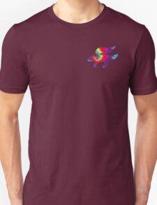 Star Fox Logo Tie Dye Unisex T-Shirt