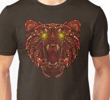 Bear Mosaic Unisex T-Shirt
