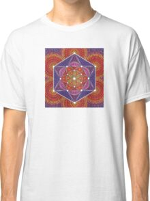 Fire Star- Genesis Pattern Classic T-Shirt