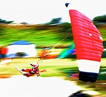 expression of speed by Clare McClelland