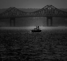 Out Fishing by Mary Ann Reilly