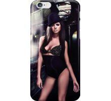 High Fashion Hat Fine Art Print iPhone Case/Skin