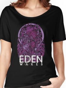 "Eden Wakes - ""Hope & Strength"" Women's Relaxed Fit T-Shirt"