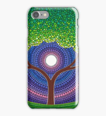 Happy Tree of Life iPhone Case/Skin