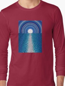 Staircase to the Moon Long Sleeve T-Shirt