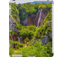 a colourful Croatia landscape iPad Case/Skin