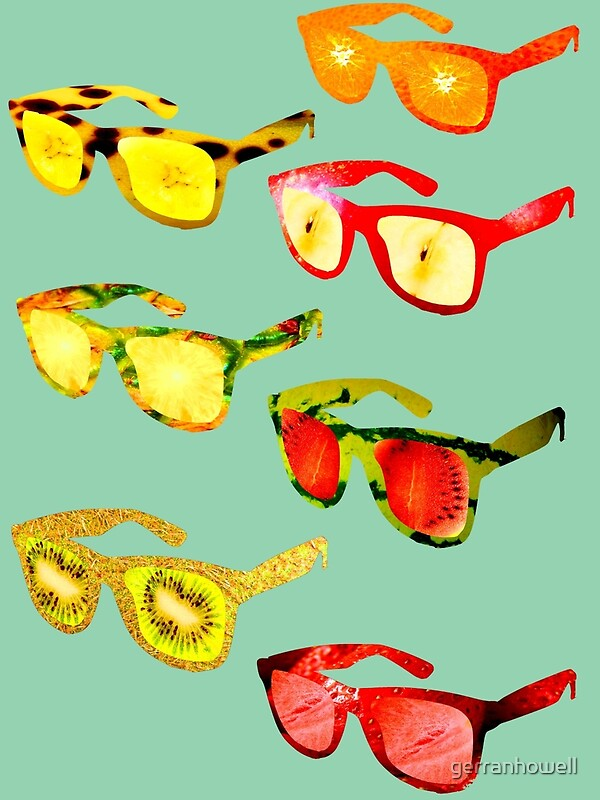 "Fruit Medley"" Canvas Prints by gerranhowell 