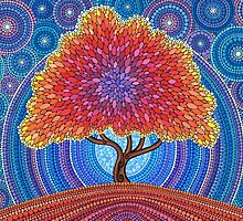 Autumn Blossoms by Elspeth McLean