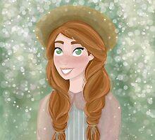 Anne Shirley  by emilysketch